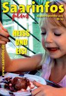 Saarinfos Plus August September 2015