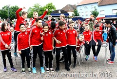 FV 07 Diefflen - Auch die E-Jugend des Vereins wurde Saarlandmeister