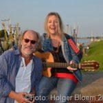 Klaus-Peter Wolf und Bettina Göschl b Foto von Holger Bloem