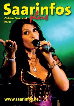 Saarinfos Plus - Ausgabe Oktober/November 2016 - Titelbild
