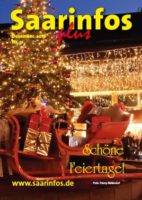 Titelbild von Saarinfos Plus - Ausgabe Dezember 2016