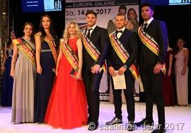 Gruppenfoto der Sieger (von links nach rechts): Selina Manderscheid, Annika Krämer, Michelle Appel, Pascal Kappes, Timo Würtz, Asad Umar