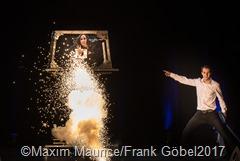Maxim Maurice (Frank Goebel) v