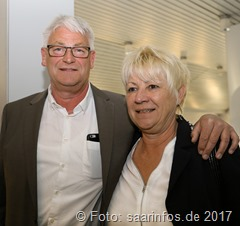 Peter Demmer mit Ehefrau Petra 3442