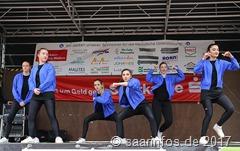 Tierparkfest - Die Tanzschule La Danse bereicherte das Programm