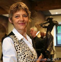 Elisabeth Cibot -die weltbekannte Skulpturistin