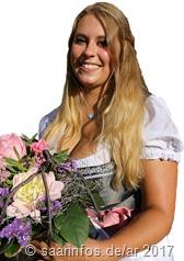 Die neue Viezkönigin - ist eine alte Bekannte. Sie war vorher bereits Viezprinzessin und Erntekönigin