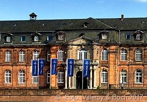 DE: Hauptverwaltung Villeroy & Boch, DE Hauptverwaltung Villeroy & Boch, Sehenswürdigkeiten: Headquarter Villeroy & Boch
