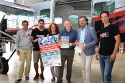 EM und Weltcup-im Fallschirmspringen 2017