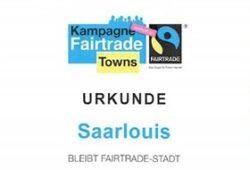 Fairtrade Stadt Saarlouis