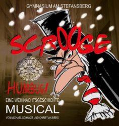 Scrooge-Eine Weihnachtsgeschichte