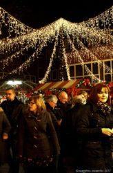 Eröffnung ders Merziger Weihnachtsmarktes