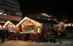 Dillinger Weihnachtsmarkt 2017