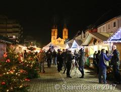 Dillinger Weihnachtsmarkt