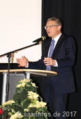 Der saarländische Europaminister Stephan Toscani nannte die Städtepartnerschaft ein Modell für Deutschland