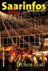 Saarinfos Plus - Ausgabe Dezember 2017 - Titelbild