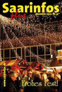 Saarinfos Plus - Dezember 2017 - Titelbild