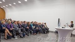 Die zahlreichen Besucher folgten den Ausführungen der Referenten und Referentinnen mit großem Interesse