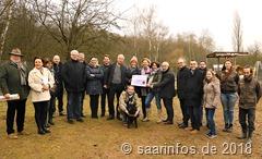 4000 Euro Spende an die Kinder- und Jugendfarm