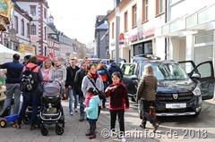 Ostermarkt, verkaufsoffener Sonntag, Autoausstellung, in Merzig war was los3761