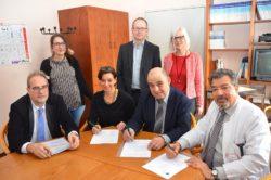 Kooperation zwischen DRK Klinik Mettlach und Landkreis