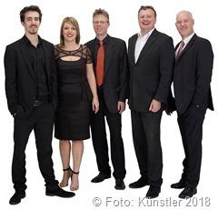 Das Europa-Musikensemble steht unter der Leitung von Herry Schmitt. Foto: Künstler