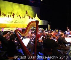 Das KSO ist ein fester Bestandteil der Saarlouiser Musikszene. Foto: Stadt Saarlouis/Archiv