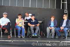 Bei einer Podiumsdiskussion unter vder Leitung von Uwe Wagner wurden Probleme Behinderter angesprochen