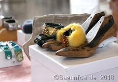 Dillinger Kunsthandwerkermarkt-das Angebot war ungemein vielfältig