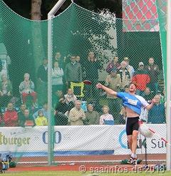 Jahresweltbestleistung mit 68.98 Metern erzielte Liukas Weißhaidinger im Diskuswurf, bester deutscher Teilnehmer war Christph Harting 66.76 <metern