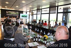 Pieper-Arena - im Rahmen einer Pressekonferenz wurde die 7. Auflage der Pieper-Arena vorgestellt