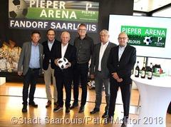 Pieper-Arena - im Rahmen einer Pressekonferenz wurde die 7. Auflage der Pieper-Arena vorgestellt 5958