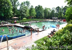 Das idyllische Merziger Naturbad Heilborn ist ab 19. Mai täglich geöffnet