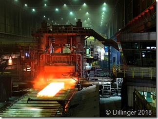 Kooperation Uni Dillinger Vorgeruest Walzwerk b