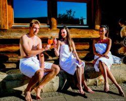 Sommer-Sauna-Spezial
