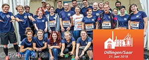 B2Run Dillingen ist am Start