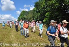 Schmelzer Wanderwoche 2018