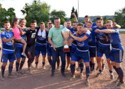 FC Brotdorf wurde zum 4. Mal in Folge Merziger Stadtpokalsieger