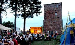 Die Mittelaltertage auf Burg Siersberg feiern Geburtstag