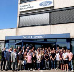 25 Ford Azubis haben ihre Ausbildung abgeschlossen
