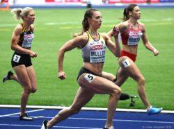 Turbulente Tage für Laura Müller