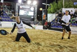 Beach Tennis in Saarlouis
