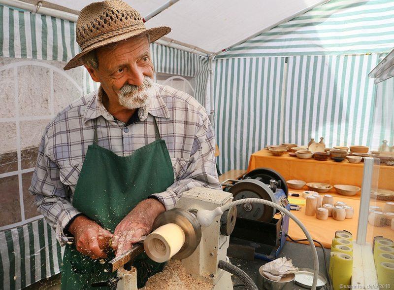 Kunsthandwerkermarkt Bettinger Mühle - immer etwas Besonderes