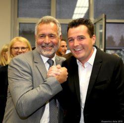Der neue Bürgermeister heißt...Ralf Collmann