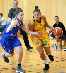 Royals besiegen Basket Esch