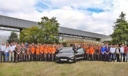 Ausbildungsstart bei Ford in Saarlouis