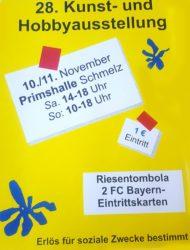 28.kunst- und Hobbyausstellung Primshalle Schmelz
