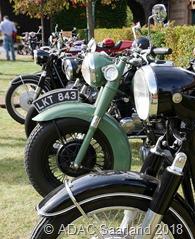 B Concours d'Elégance Motorräder