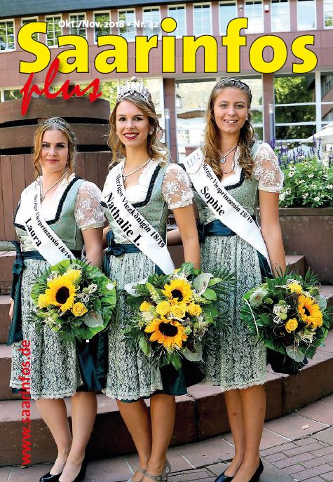 Saarinfos Plus - Ausgabe Oktober/November 2018