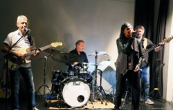Die EG Blues Band